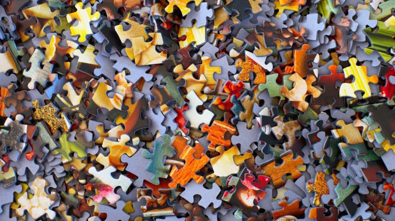 Puzzle strategy | HMH Agency